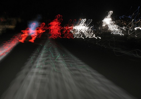 motorway_at_night