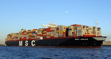 MSC-Oscar-containership
